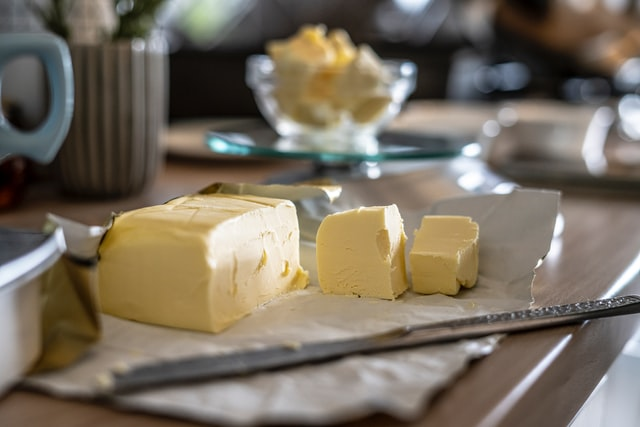 How to make butter?