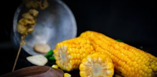 How to boil corn?