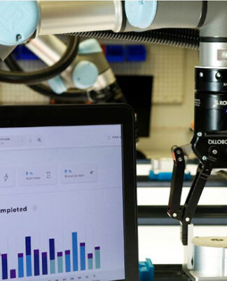 Discover more About the Welding Robotic Arm