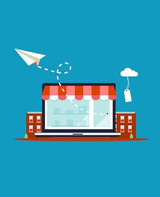 Opening an online shop